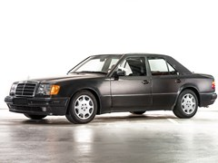 Navigate to Lot 222 - 1992 Mercedes-Benz 500E