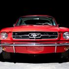 REF 73 1966 Ford Mustang Fastback -