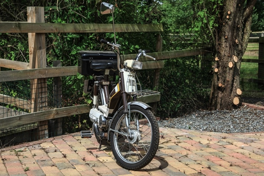 Lot 202 - 1979 Honda PA 50 Moped