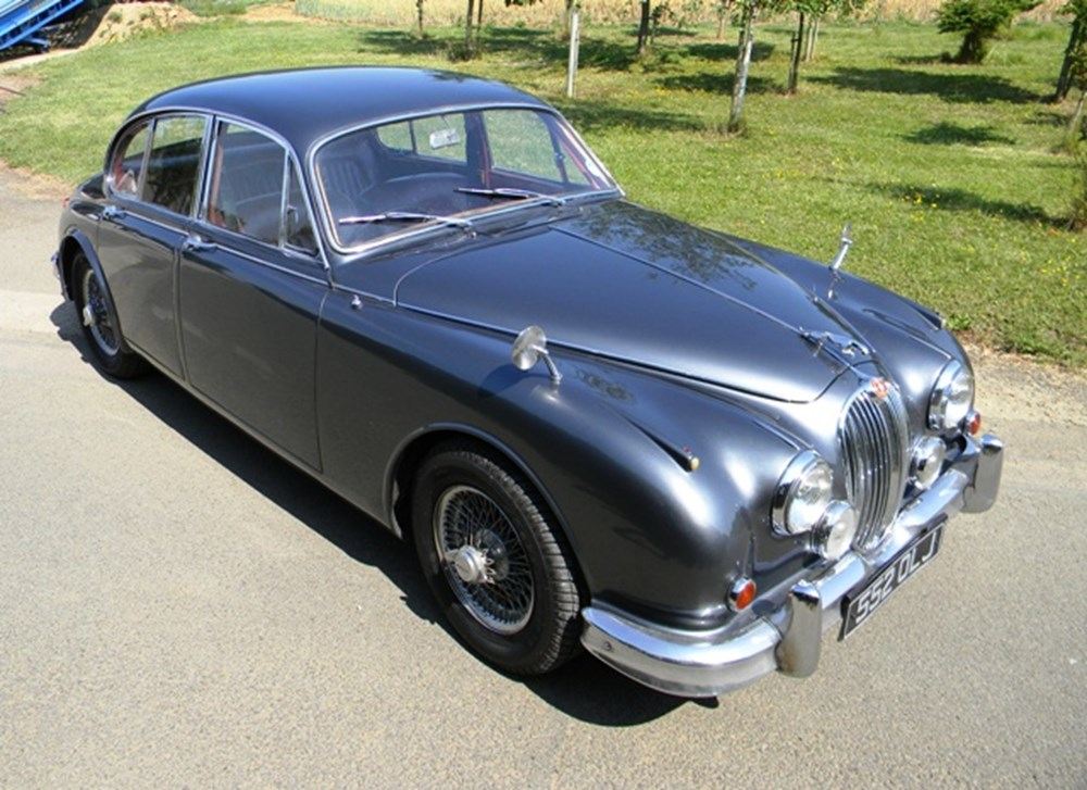 Lot 232 - 1961 Jaguar Mk. II Saloon (3.4 litre)