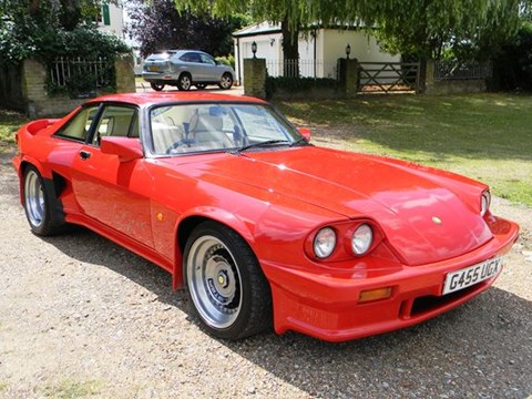 1989 Jaguar XJS Le Mans Coupe by Lister