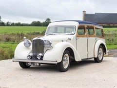 Navigate to Lot 142 - 1948 Alvis TA14 Shooting Brake