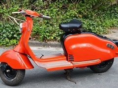 Navigate to Lot 308 - 1957 Lambretta LD 150