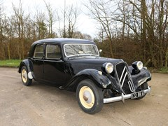Navigate to Lot 145 - 1955 Citroën Traction Avant type 11BN
