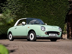 Navigate to Lot 103 - 1991 Nissan Figaro
