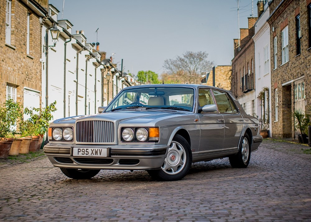 Lot 119 - 1997 Bentley Turbo R