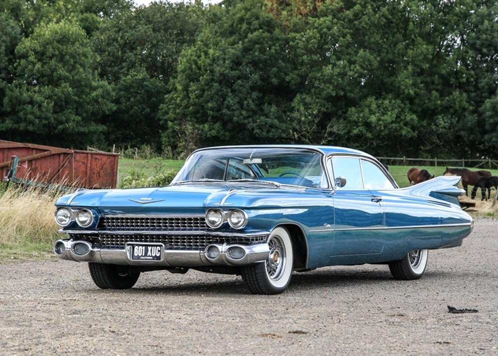 Lot 224 - 1959 Cadillac Coupe de Ville