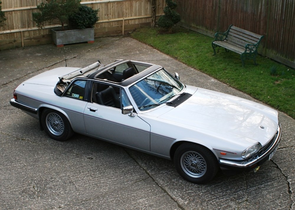 Lot 328 - 1987 Jaguar XJ-SC