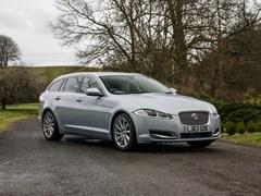 Navigate to Lot 138 - 2013 Jaguar XF Sportbrake