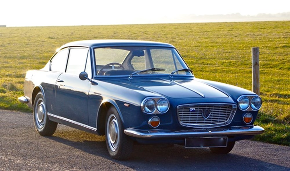Lot 169 - 1967 Lancia Flavia Coupé