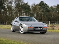 Navigate to Lot 165 - 1988 Porsche 944 Turbo S