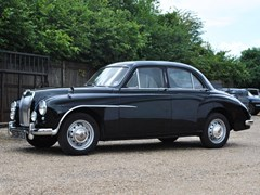 Navigate to Lot 237 - 1955 MG Magnette ZA