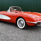 REF 157 1959 Chevrolet Corvette Roadster -