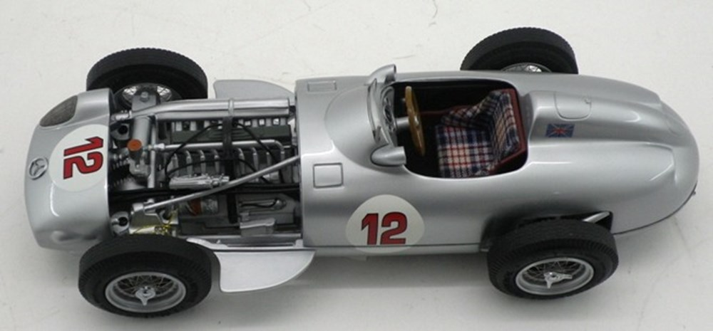 Lot 55 - 1955 Mercedes-Benz W 196.