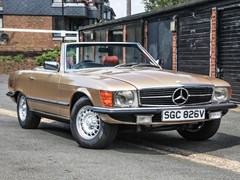Navigate to Lot 336 - 1980 Mercedes-Benz 350 SL Roadster