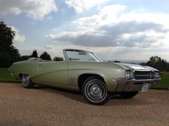 Navigate to Lot 294 - 1968 Buick Skylark Custom Convertible