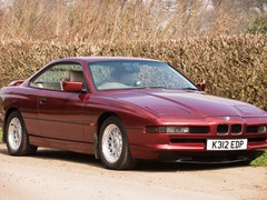Navigate to Lot 213 - 1992 BMW 850i
