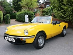 Navigate to Lot 230 - 1978 Triumph Spitfire 1500