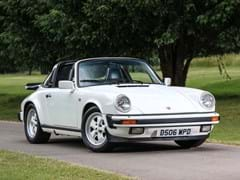 Navigate to Lot 229 - 1986 Porsche 911 Targa