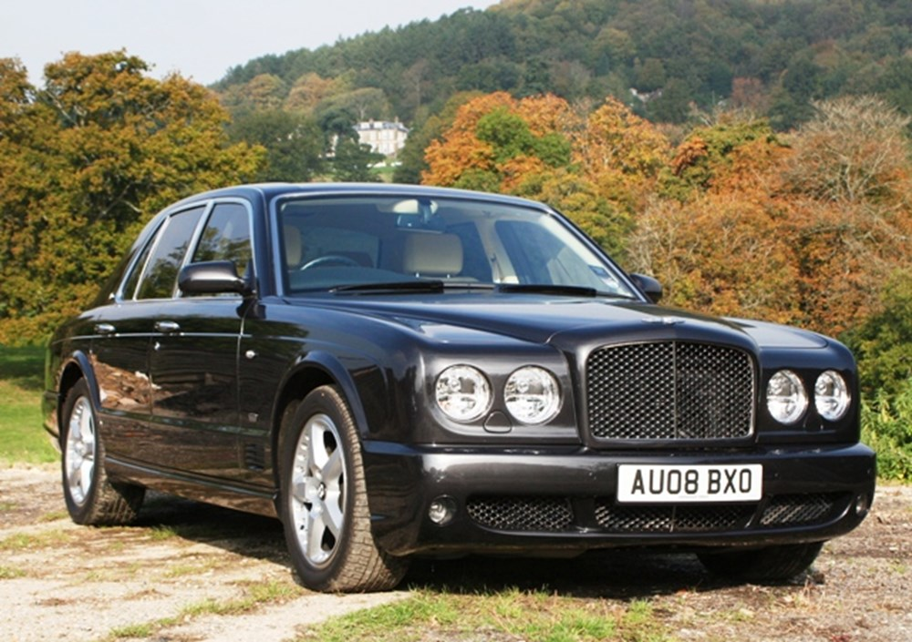 Ref 74 2008 Bentley Arnage T Mulliner