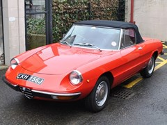 Navigate to Lot 213 - 1971 Alfa Romeo 1750 Spider