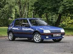 Navigate to Lot 191 - 1992 Peugeot 205 GTi (1.9 litre)