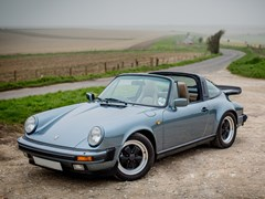 Navigate to Lot 219 - 1986 Porsche 911 Carrera 3.2 Sport Targa