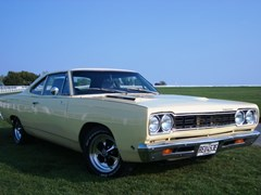 Navigate to Lot 395 - 1968 Plymouth Roadrunner