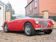 Navigate to Lot 273 - 1954 Austin-Healey 100/4 BN1