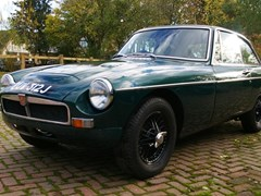 Navigate to Lot 208 - 1971 MG BGT Supercharged