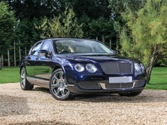 Navigate to Lot 202 - 2007 Bentley Continental Flying Spur