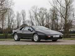Navigate to Lot 141 - 1988 Lotus Esprit S3