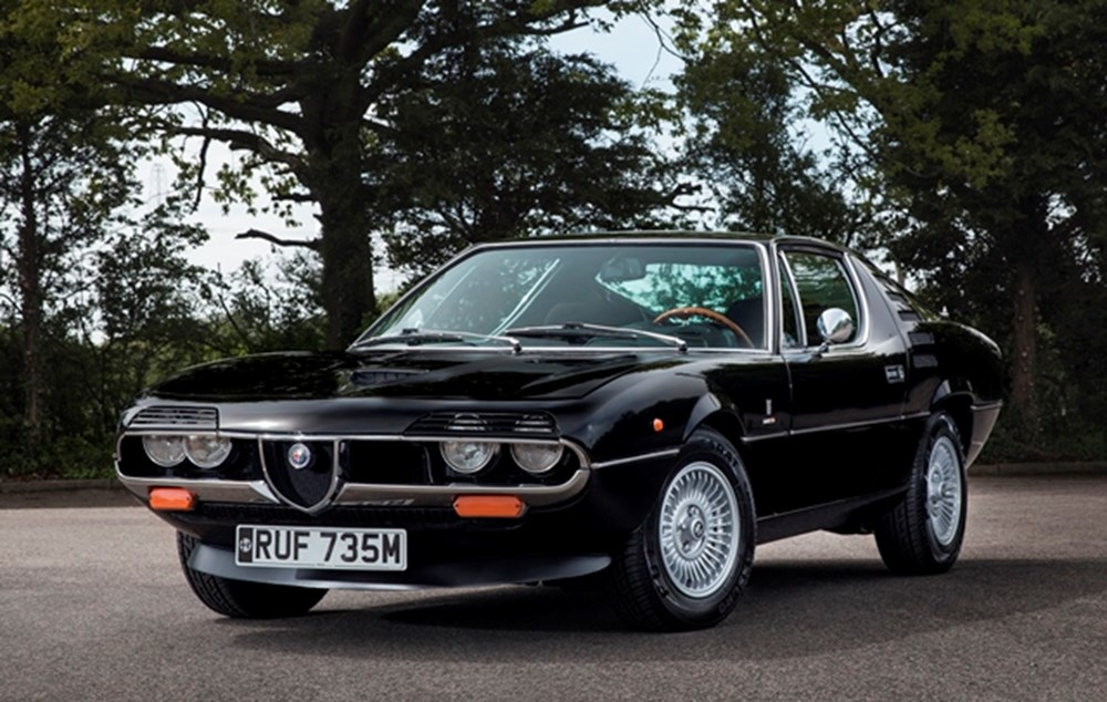 Lot 147 - 1972 Alfa Romeo Montreal by Bertone