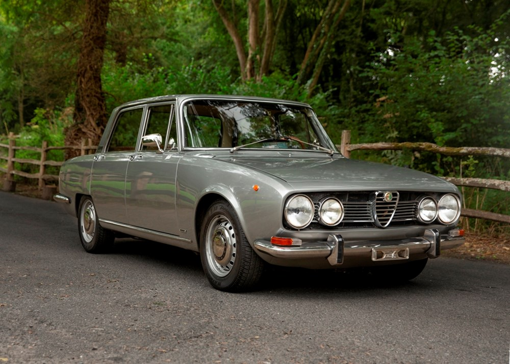 Lot 115 - 1968 Alfa Romeo 1750 Berlina