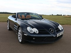 Navigate to Lot 202 - 2008 Mercedes-Benz McLaren SLR Roadster