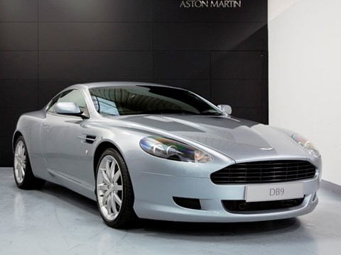 REF 23 2005 Aston Martin DB9 Coupe