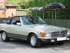 Navigate to Lot 204 - 1985 12987 500SL Roadster