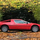 Ref 34 1975 Maserati Merak to SS specification -