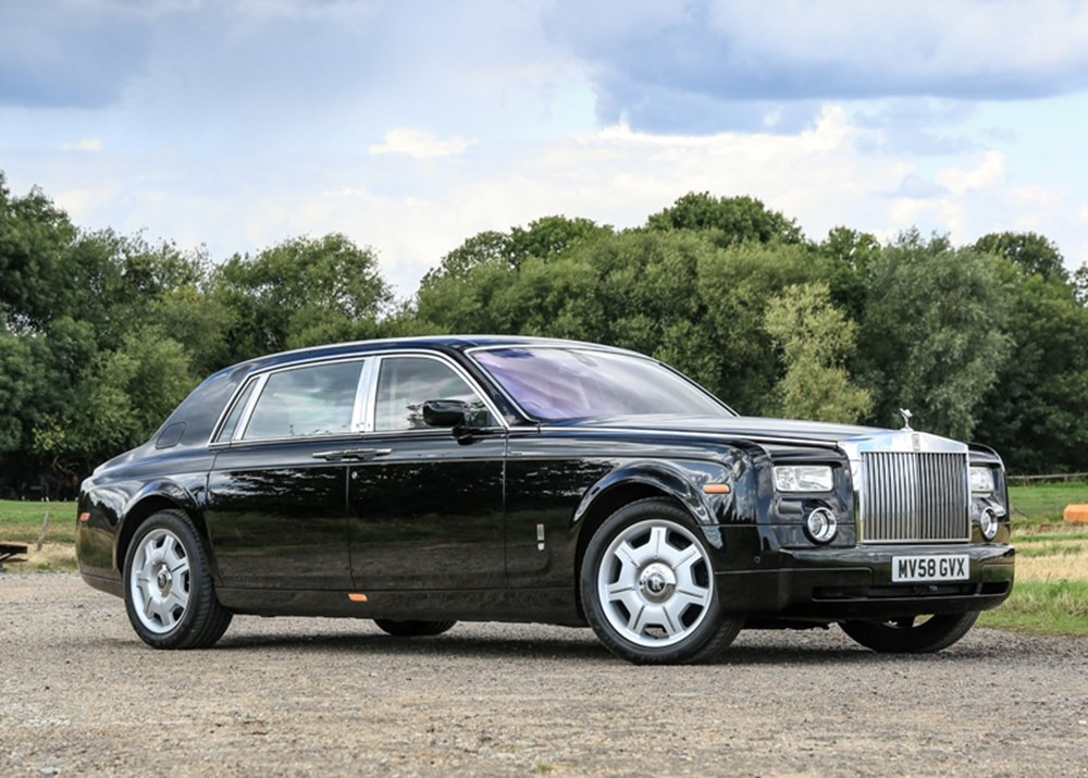 Lot 197 - 2008 Rolls-Royce Phantom