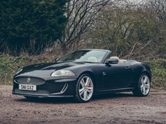 Navigate to Lot 183 - 2011 Jaguar XKR Convertible