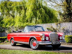 Navigate to Lot 230 - 1964 Mercedes-Benz 300 SE Cabriolet