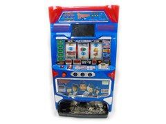Navigate to Thunderbirds Japanese Pachislo casino skill stop game