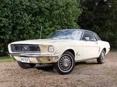 Navigate to Lot 178 - 1968 Ford Mustang Notchback *WITHDRAWN*
