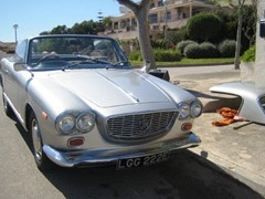 Navigate to Lot 454 - 1967 Lancia Flavia Vignale Convertible