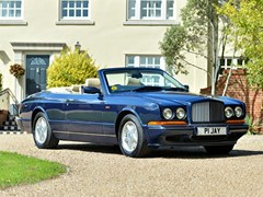 Navigate to Lot 263 - 1996 Bentley Azure