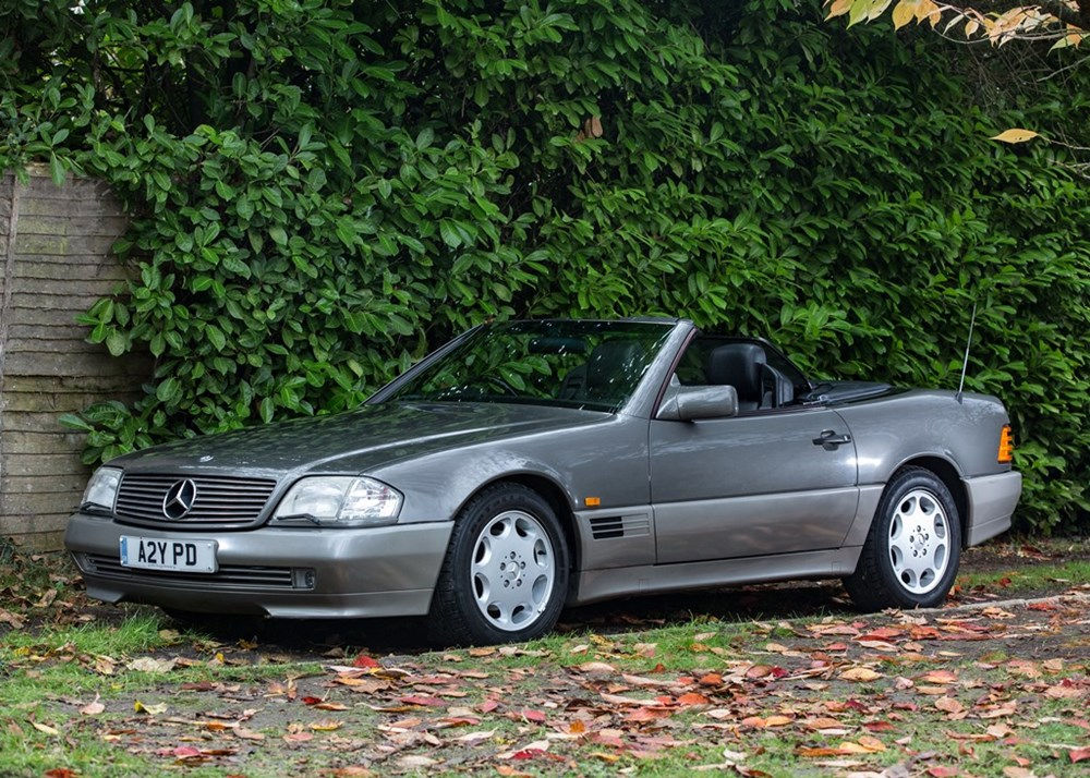 Lot 305 - 1991 Mercedes-Benz 500 SL Roadster