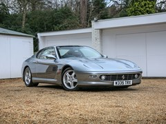 Navigate to Lot 301 - 2000 Ferrari 456 GTA