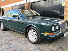 Navigate to Lot 276 - 1993 Bentley Continental R