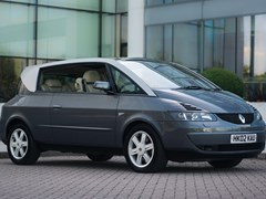 Navigate to Lot 108 - 2002 Renault Avantime Privilege