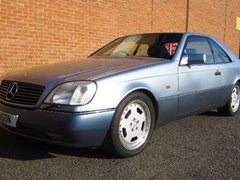 Navigate to Lot 296 - 1993 Mercedes-Benz S600